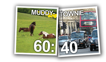 Take the Muddy-Townie quiz